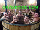 Офуро, японская баня для 5-6 человек, фото 4