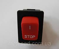 Кнопка старта 3210970 электропилы, фото 1