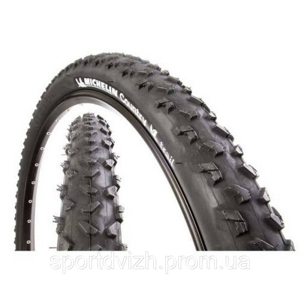 michelin Покрышка Michelin COUNTRY TRAIL 26 52-559 (26X2.00) MTB, черный 439301