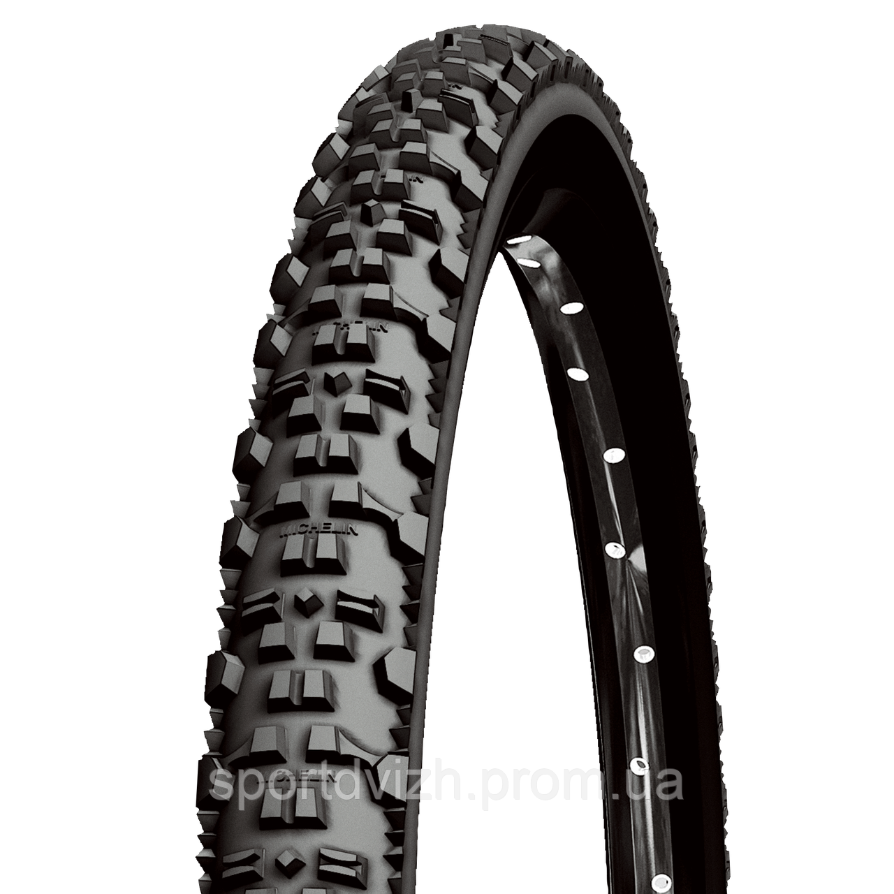 michelin Покрышка Michelin COUNTRY AT 26 52-559 (26X2.00) MTB, черный 57439