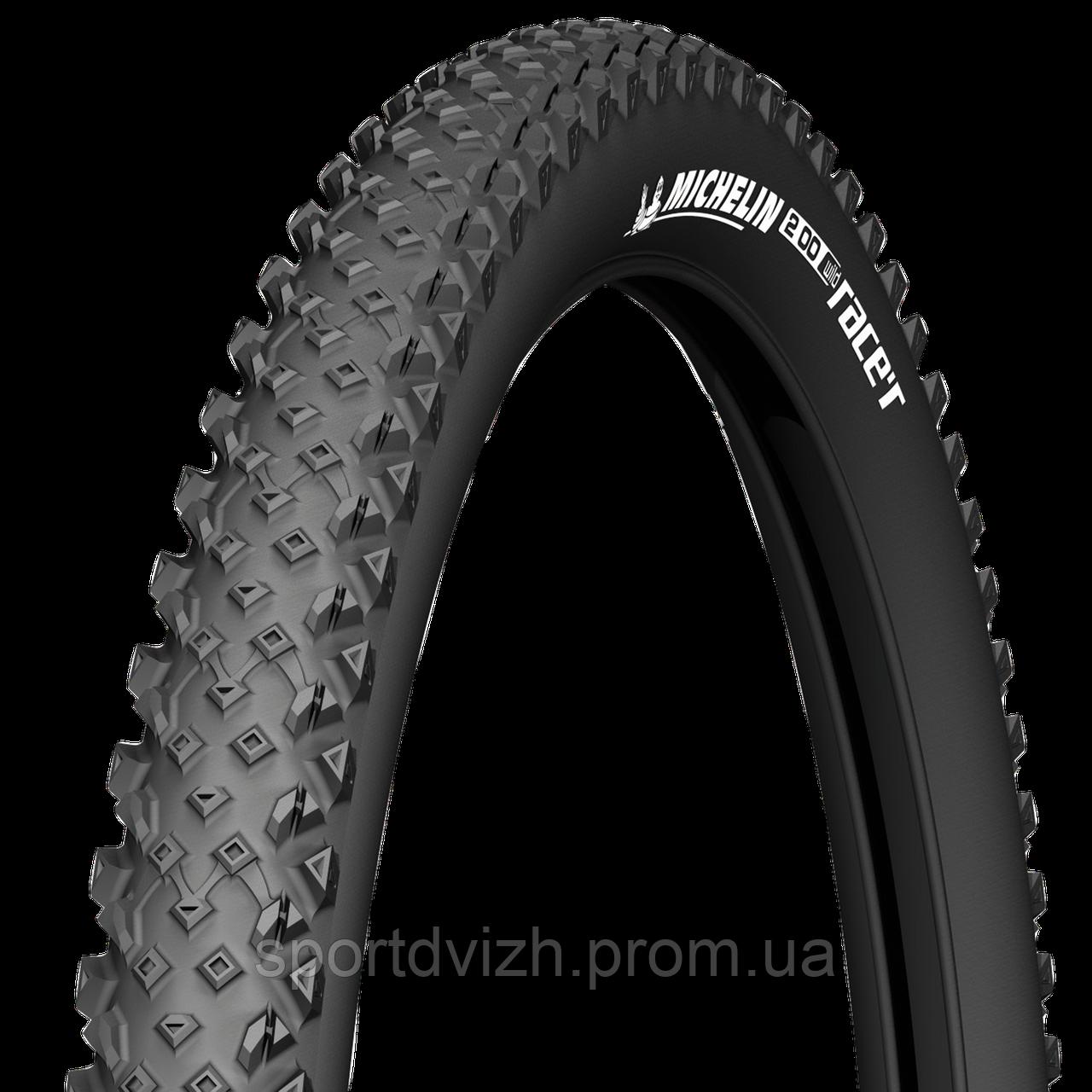 michelin Покрышка Michelin WILD RACER2 TS 29 54-622 (29Х2.10) МТВ, черный 889776