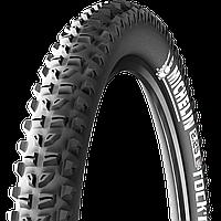 "Покрышка Michelin WILDROCK'R 26"" (26X2.10) MTB, черный"