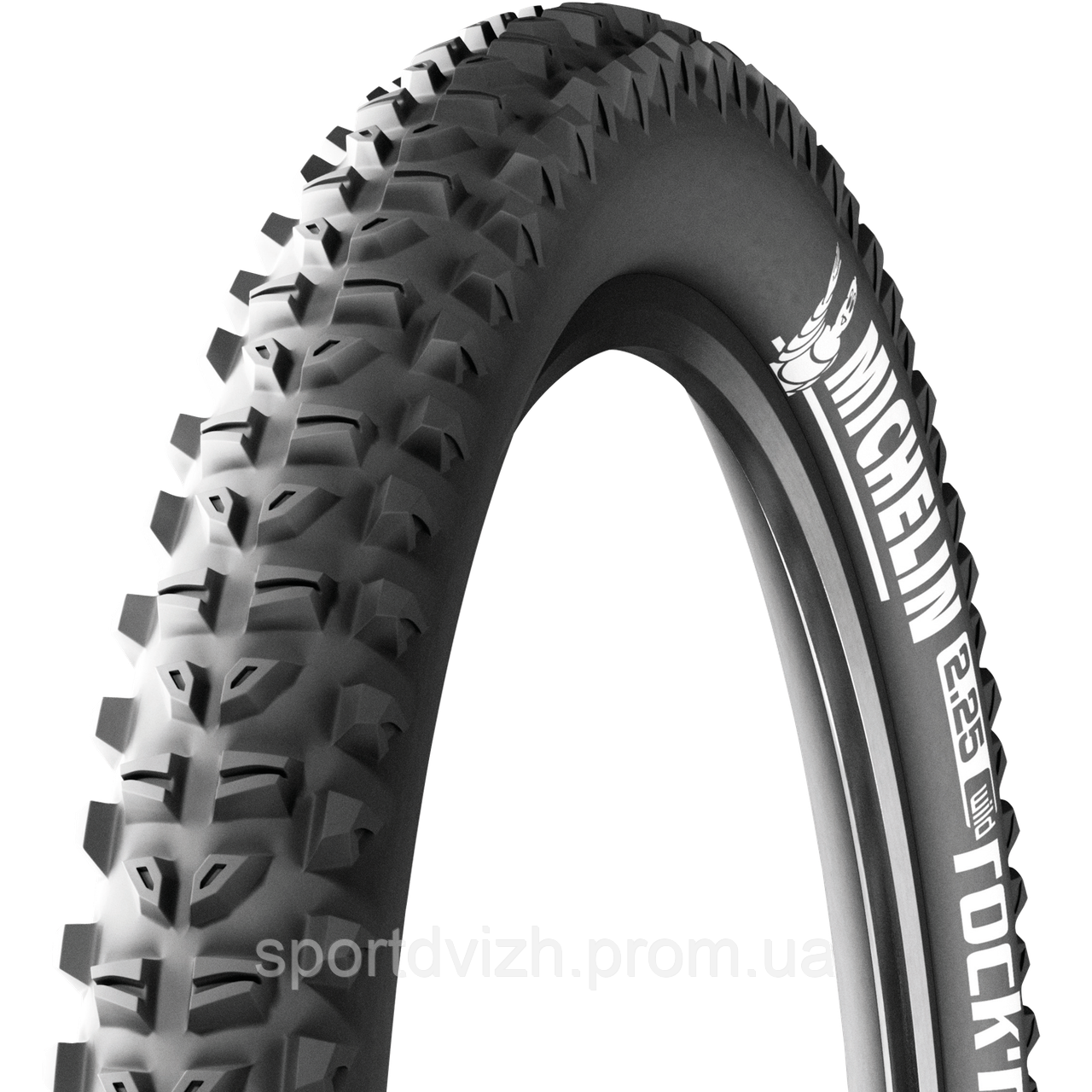 michelin Покрышка Michelin WILDROCKR 26 (26X2.10) MTB, черный 696115