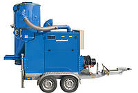 Компактный вакуумный агрегат VacTrailer S-2100
