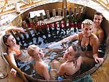 Офуро, японская баня для 5-6 человек, фото 3