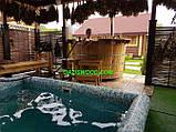Офуро, японская баня для 4-5 человек, фото 4