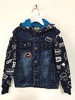 Джинсовая курточка Happy House размер 1-5 лет