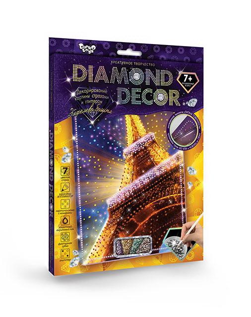Творчество. Живопись алмазная Diamond Mosaic большая Пок. /10/ - Many.Toys игрушки и товары для детей в Днепре