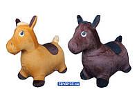 Прыгун лошадь в шкуре BT-RJ-0012 (W02-3123-1) 1350г 2цв. 50*60*25 /30/