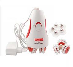 Беспроводной антицеллюлитный массажер для тела Mini Firming Roller Monlove