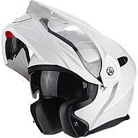 Мотошлем эндуро модуляр-Scorpion ADX-1 белый, L