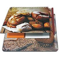 Блокнот-планшет NotePad со стикерами Post-it «Выпечка»