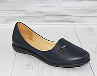 Балетки. Открытые туфли. Натуральная кожа 0760, фото 1