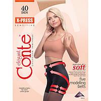 Колготки CONTE X-Press (корректирующие) 40 Den