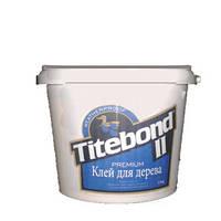 Клей столярный водостойкий Titebond® II Premium D3, банка 1 кг