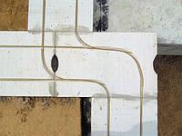 Армирование газобетона стеклопластиковой арматурой