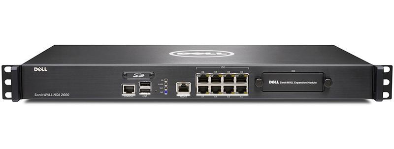 Міжмережевий екран Dell SonicWall NSA 2600