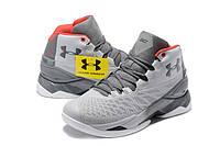 Баскетбольные кроссовки Under Armour Curry 3.5 grey