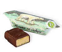 Шоколадные конфеты Мишка на севере