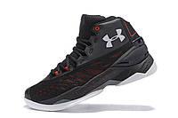 Баскетбольные кроссовки Under Armour Curry 3.5 черные