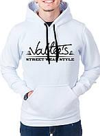 Valter's - Толстовка Мужская с длинным рукавом (худи) с Дизайном