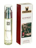 """Парфюм с феромонами Givenchy """"Pour Homme (бордовый)"""" 45 мл, духи для мужчин"""