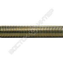 Шпилька М27 нержавеющая DIN 975 | Размеры, длина, вес, фото 3