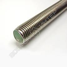 Шпилька М12 нержавеющая DIN 975 | Размеры, длина, вес, фото 2