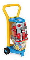Детский игровой набор с тележкой Маленький механик