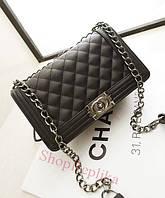 Сумка реплика Chanel BOY большая Шанель Бой