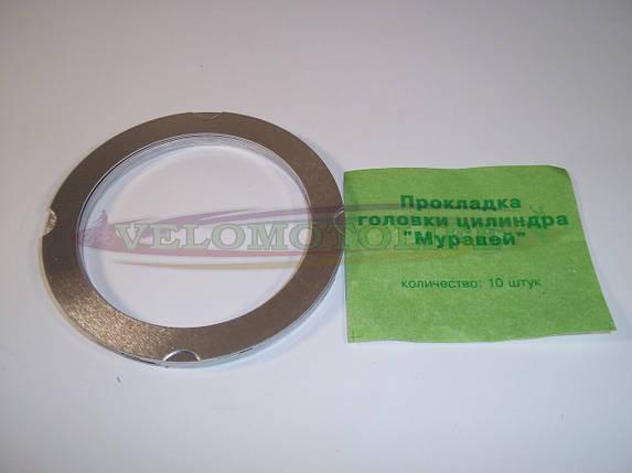 Прокладка головки цилиндра Муравей, фото 2