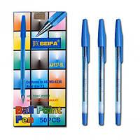 Ручка Beifa-927 (оригинал, синяя)