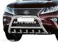 Кенгурятник для Lexus RX (без логотипа)
