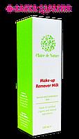 Молочко для снятия макияжа для нормальной и комбинированной кожи, ТМ Clair de Nature (Яка), 100 мл