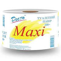 Туалетная бумага Макси на гильзе