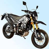 Мотоцикл Qingqi Dragon Blade 200 Черный (Sb0005)