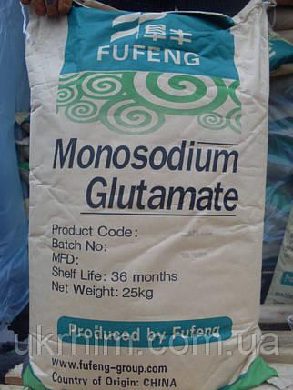 Глутамат натрия, глутаминат натрия, мононатриевая соль глутаминовой кислоты, фото 2