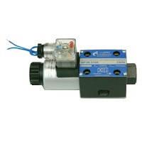 Гидрораспределитель с электромагнитным управлением ДУ (ВЕ) 10 (Одномагнитный)
