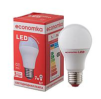 Светодиодная лампа Economka LED 7W Е27-2800K. ОПТ от 30шт