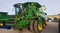 Комбайн зерноуборочный John Deere 9650 STS и 9750 STS