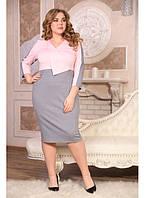 Женское платье на каждый день Полиана размер 48-72