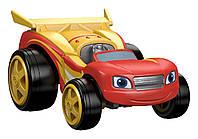 Вспыш и чудо-машинки Вспыш-гоночный от Fisher-Price Nickelodeon Blaze & The Monster Machines Race Car, Blaze