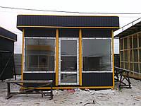 Продаем торговый павильон  МАФ ,16 м.кв.(4х4)