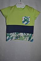 Модная футболка Италия Street Gang 9 месяцев.