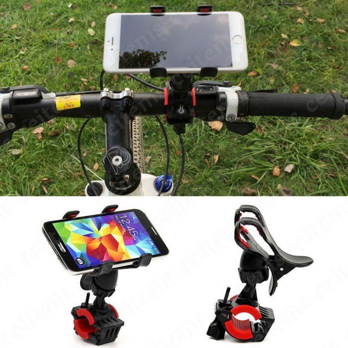 Велосипедный держатель для телефона на руль S031