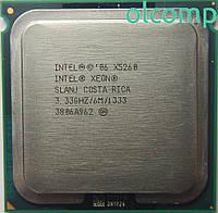Intel Xeon X5260 (SLANJ, 6M Cache, 3.33 GHz, 1333 MHz FSB) +перехідник