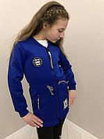 Пальто с неопрена для девочек 356