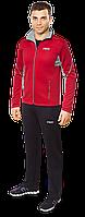 Мужской спортивный костюм c итальянськой ткани размер:  (48-M)