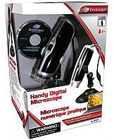Eastcolight Мікроскоп ручний з USB кабелем