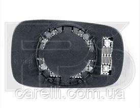 Вкладыш зеркала левый с обогревом асферич. Laguna 2001-05